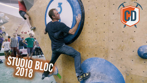 Matt Tries The Studio Bloc Masters Qualifying Boulders | Climbing Daily Ep.1136