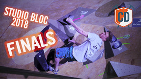 Studio Bloc Masters Finals 2018 | Climbing Daily Ep.1138