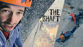 Climbing The Shaft: Nate Murphy Gets Schooled On Big Walls And Massive Exposure