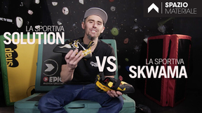 La Sportiva Solution VS Skwama: Qual'è Più Performante? | Spazio Materiale 002