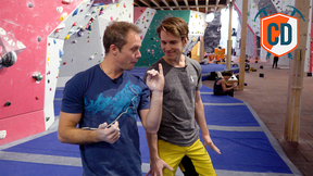 Eric Karlsson Vs Matt: The Bouldering Battle | Climbing Daily Ep.1163