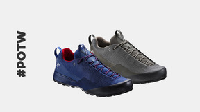 Arc'teryx Konseal: A New Level Of Approach Shoe Grip