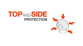 TOP AND SIDE PROTECTION