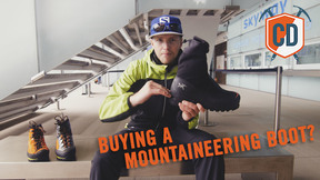 3 Things To Consider When Buying A Mountaineering Boot | Climbing Daily Ep.1180