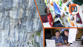 Training, Competing And The 9b Counter With Stefano Ghisolfi | Climbing Daily Ep.1215