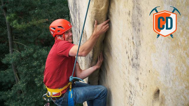 EpicTV Video: Matt Gets Schooled On Czech Sandstone Towers