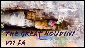 The Great Houdini V11 FA