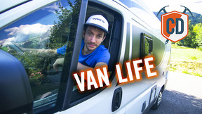 How A Pro Climber Does Van Life | Climbing Daily Ep.1225