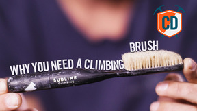 Why You Need A Climbing Brush And Why This One | Climbing Daily Ep.1233