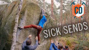 You Want A Sick Send...How About A Sick Movie? | Climbing Daily Ep.1241
