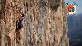 Which Five Ten Climbing Shoes Does Katy Whittaker Use? | Climbing Daily Ep.1242