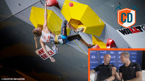 We Analyse The Lead Climbing World Championships  | Climbing Daily Ep.1247