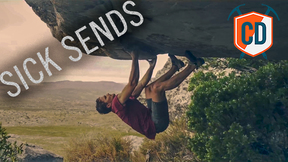 Serious Body Tension Needed... | Climbing Daily Ep.1270