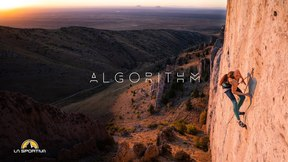 "Paige Claassen Sends ""Algorithm"" (Second Ascent)"