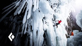 Black Diamond Presents: Will Gadd Takes On Helmcken Falls with Natural Gear