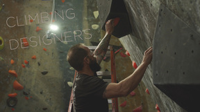 Route Setting The Organic Way: Nohl Haekel | Climbing Designers