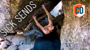 Focus...It's All About That Next Hold | Climbing Daily Ep1299