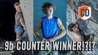 The Winner Of The 2018 9b Counter Is...| Climbing Daily Ep.1324