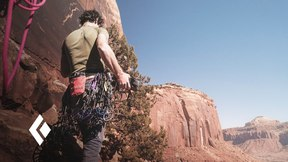 BD Athlete Adam Ondra: The American Road Trip—Supercrack of the Desert
