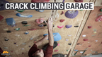 Inside The House Of America's Hardest Off Width Crack Climbing Couple