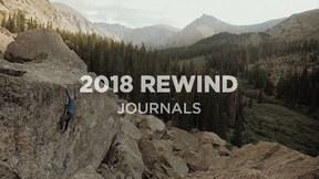 Journals Volume 12 | 2018 Rewind | Our Best Climbing Moments And Shots From 2018