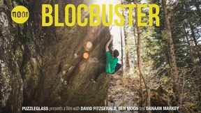 David Fitzgerald Climbing Bügeleisen (8b+) and Big Paw (8c) in Blocbuster