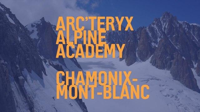 Klettergurt Arcteryx Ar 395a : Epictv video arc teryx alpine academy teaser
