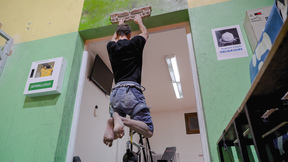 Training For EpicTV's 7c+ Climbing Project