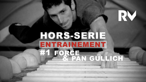 Simple Training #1 : Force sur pan Güllich