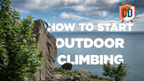 How To Start Outdoor Climbing | Climbing Daily Ep.1371