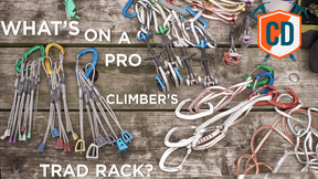 What's On A Pro Climbers Trad Rack? | Climbing Daily Ep.1408
