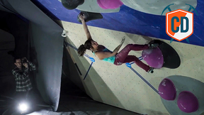 Alex Puccio Is Back And Crushing | Climbing Daily Ep.1414
