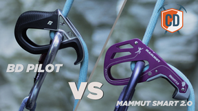 Black Diamond Pilot Vs Mammut Smart 2.0 | Climbing Daily Ep.1423
