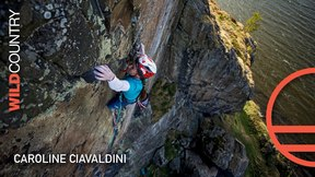 Caroline Ciavaldini Wild Country Ambassador Athlete Profile