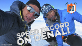 Kilian Jornet's Speed Record Broken On Denali | Climbing Daily Ep.1444