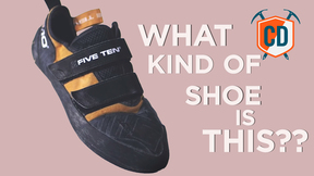 Five Ten Anasazi Pro...Not A Comp Shoe | Climbing Daily Ep.1445