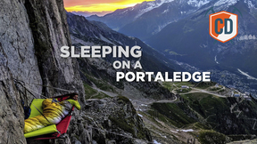 Sleeping On A Big Wall Portaledge With Nina Caprez | Climbing Daily Ep1455