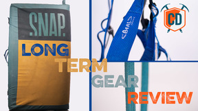 Snap Pad, Tendon Rope, Beal Harness...LONG TERM Review | Climbing Daily Ep.1476
