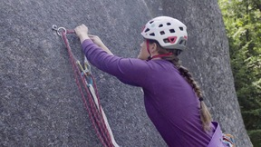 Arc'teryx Tips: Cleaning An Anchor With Janelle Smiley