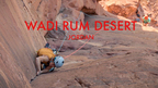 Pure ADVENTURE Climbing In Wadi Rum | Climb And Fly Ep.3
