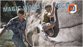 Eric Karlsson And Emil Abrahamsson Climbing Some Classics In Magic Wood | Climbing Daily Ep.1895