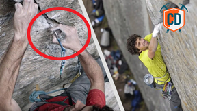 Protecting The Hardest Trad Route In The World | Climbing Daily Ep.1894