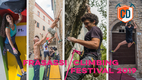 Buildering, Cragging And Ninja Warrior At The Frasassi Climbing Festival | Climbing Daily Ep.1896