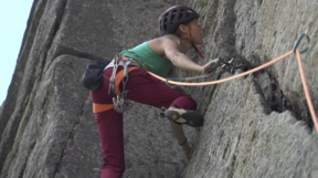Federica Mingolla on Sky Icarus: Climbing The Sergent