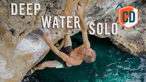 Deep Water Solo Missions In Mallorca | Climbing Daily Ep.1526