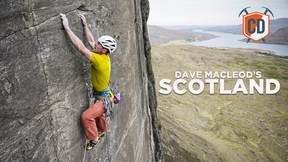 The Wild Side Of Scottish Climbing With Dave MacLeod | Climbing Daily Ep.1536