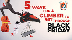 5 Ways To IMPROVE Your Black Friday | Climbing Daily Ep.1543
