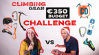 Christmas Climbing Gear €350 Budget Challenge | Climbing Daily Ep.1548
