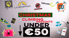 What To Buy A Climber For Christmas: €50 BUDGET | Climbing Daily Ep.1553