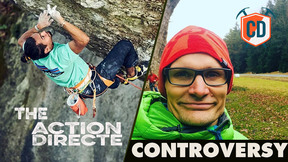 Did Said Belhaj Lie About Climbing 'Action Directe'? | Climbing Daily Ep.1555